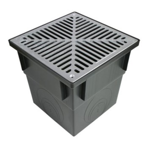 SERIES 300 - STORMWATER PIT COMPLETE WITH GRATE -