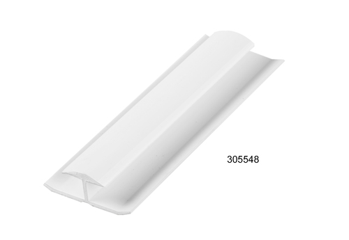 HARDIEPLANK SMOOTH PVC JOINER