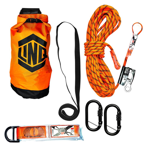 SAFETY HARNESS KIT (BASIC)