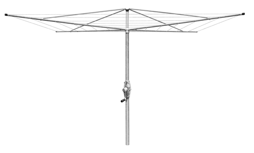 AUSTRAL CLOTHES LINE ROTARY FIXED SUPER 4 GALVANIZED