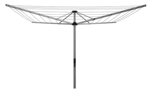 AUSTRAL CLOTHES LINE SUNBREEZE ROTARY FOLDING 51 DOVE GREY