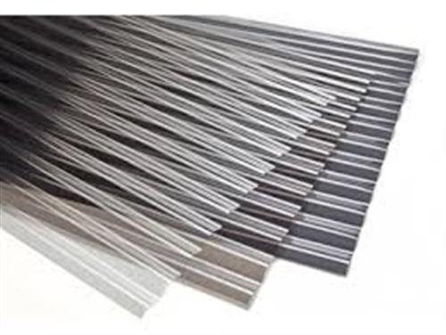 Laserlite 3000 Roofing Corrugated Gun Metal Agnew