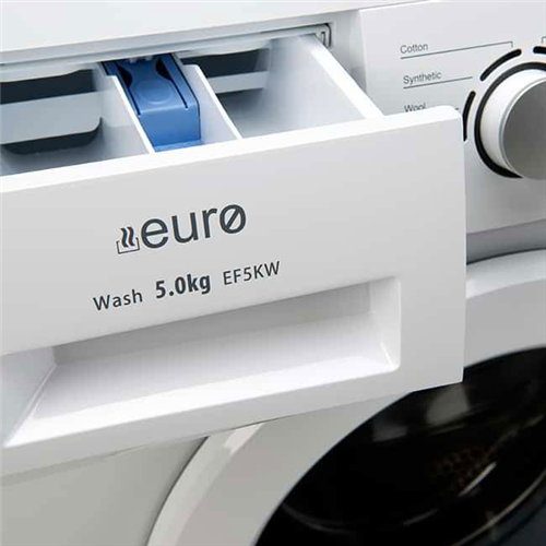 Euro Dltd Washing Machine Front Loader Ef5kw 5kg Agnew