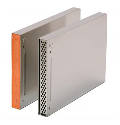 BRICK VENT WEEPA STAINLESS STEEL 75 x 10 x 105mm PK10