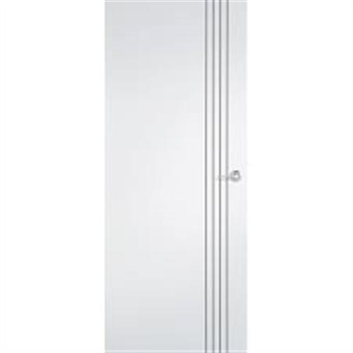 DOOR ENTRANCE DECO 3S HOLLOW CORE PRIMED 2040 x 820 x 40mm