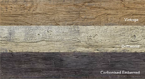 Millboard decking weathered oak all colours 200 x 32 x 3200mm