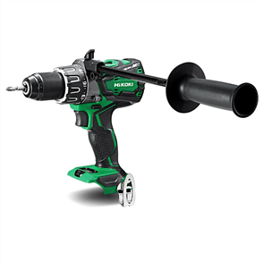HIKOKI (HITACHI) IMPACT (HAMMER) DRILL DRIVER NAKED MULTIVOLT BRUSHLESS 13MM 36V KEYLESS CHUCK DV36DA(H4Z)