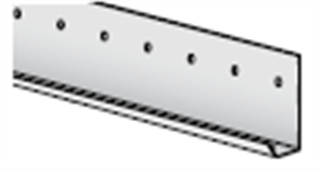 TERRITORY HORIZONTAL STARTER STRIP 3030 x 5mm