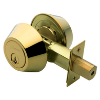 DOUBLE CYL DEADBOLT 550