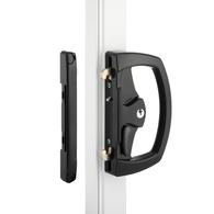 YR4550 SLIDING GLASS DOOR LOCK BLACK