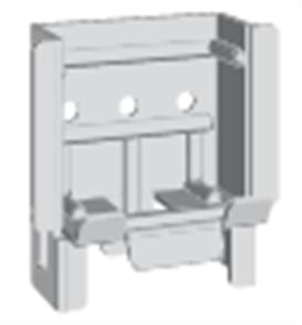 CSR (CEMINTEL) TERRITORY HORIZONTAL CORNER CLIP 15mm - 45 x 45mm PK24