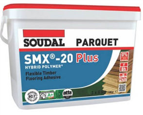 SOUDAL SMX20 PLUS PALE BROWN (3x6) 18kg