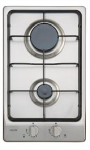 EURO COOKTOP GAS EPZ2GFFDSS 30cm