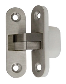 HINGE CONCEALED 3D INVISIBLE STAINLESS STEEL