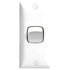 HPM ARCHITRAVE 10A LIGHT SWITCH