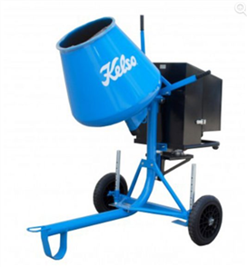 MIXER CEMENT KELSO PETROL 3.5 CU.FT.