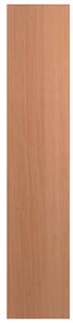 HUME DOOR BF1 / MF1 BI-FOLD (LEAF ONLY) (SPM) MAPLE (STAIN GRADE) HOLLOW CORE