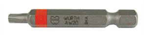 WOOD ELEMENTS ASSY PLUS AW20 DRIVER BIT (1 per 2000 screws)