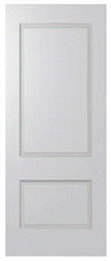 HUME DOOR HMC2 HUMECRAFT PRIMED MDF