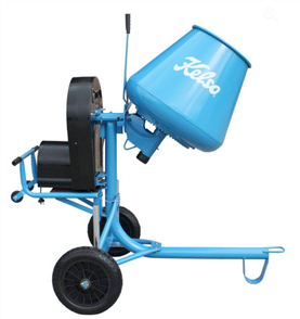 MIXER CEMENT KELSO ELEC 3.5 CU.FT.