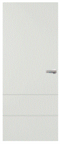 CORINTHIAN DOOR MOTIVE MOTP 2 FLUSH INTERNAL HONEYCOMB CORE PRIMED MDF SKIN