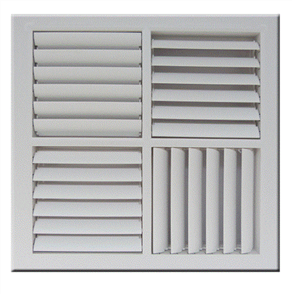 VENT MULTI-DIRECTIONAL 4 WAY