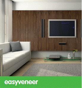 EASYCRAFT easyVENEER EP SMOOTH MR MDF 2400 x 1200 x