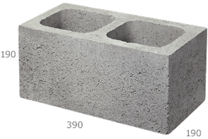 BLOCK MASONRY (NATURAL) 200mm SERIES