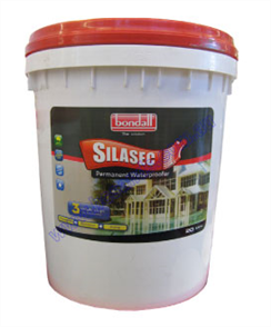 SILASEC (WATERPROOFING CEMENT PAINT)
