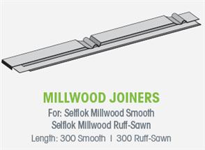 WTEX MILLWOOD RUFF SAWN JOINER EACH - 300mm