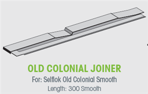 WTEX OLD COLONIAL JOINER EACH - 300mm