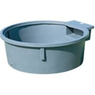 RELN 1000L ROUND WATER TUB - COMPLETE