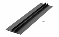 PVC EXPRESSED JOINTER MOULD BLACK 6.0mm x 3000mm