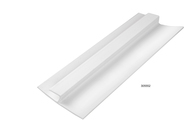 PVC FLASHING MOULD STRIP WHITE 6.0mm x 3000mm