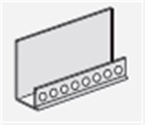 HARDIE COMTEX PVC STARTER STRIP 3600mm
