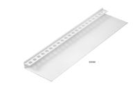 HARDIETEX/PRIMELINE PVC STARTER STRIP 7.5 x 3000mm