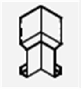 HARDIE EDGE  /  EASYLAP  /  STRIA / FINE TEXTURE CLADDING / EASYTEX INTERNAL CORNER