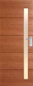 DOOR ENTRANCE LINEAR XLR160 TRANSLUCENT