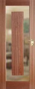 DOOR XL1 CLEAR 2040 x 820 x 40mm