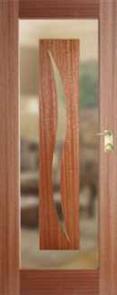 DOOR XL6 CLEAR 2040 x 820 x 40mm
