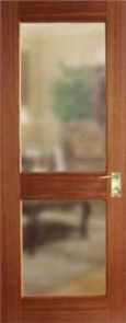 DOOR JST2 CLEAR 2040 x 820 x 40mm