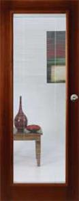 DOOR VEN1 VENETIAN SPM (STAIN GRADE) 2040 x 820 x 40mm