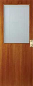 DOOR VEN3 VENETIAN SPM (STAIN GRADE) 2040 x 820 x 40mm