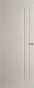 DOOR SOR1 SORRENTO 6mm PRIMED MDF