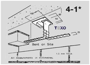 M.E.T. 4-1 HEAD RESTRAINT TIE BX50