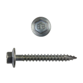 SCREW T17 B8 11g x 45mm HEX (Cat5) - PK1000
