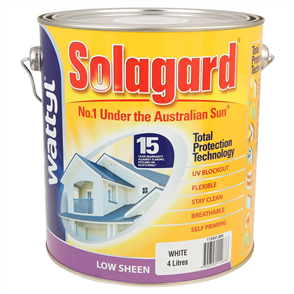PAINT (WATTYL) SOLAGARD LOW SHEEN