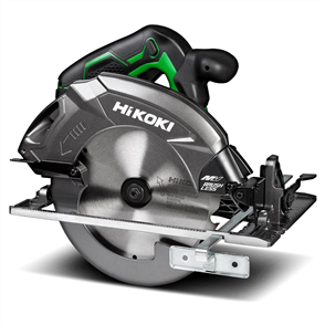 HIKOKI (HITACHI) CIRCULAR SAW NAKED MULTIVOLT BRUSHLESS 185MM 36V C3607DA(H4Z)