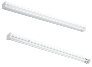 LED BATTEN COOL WHITE 4000k 2 x 18W