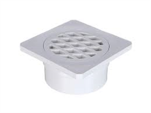STORMWATER 90mm SQUARE GRATE